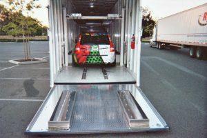 Enclosed Truck Transportation Services